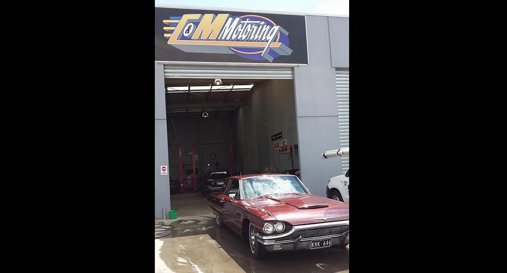 C & M Motoring Pakenham Mechanic - Builds