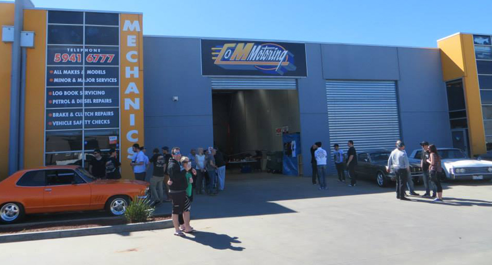 C & M Motoring - Pakenham Mechanic